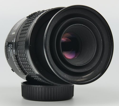 Front Element of Lens at Closest Focusing Distance.