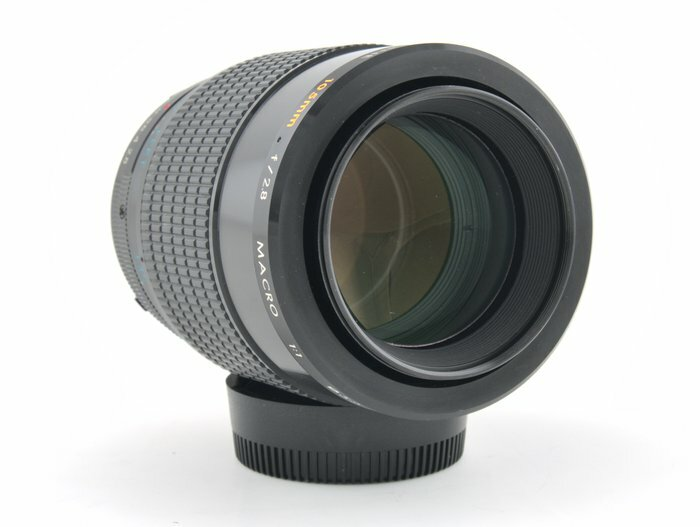 Lester A Dine 105mm f/2.8 Macro Lens Review