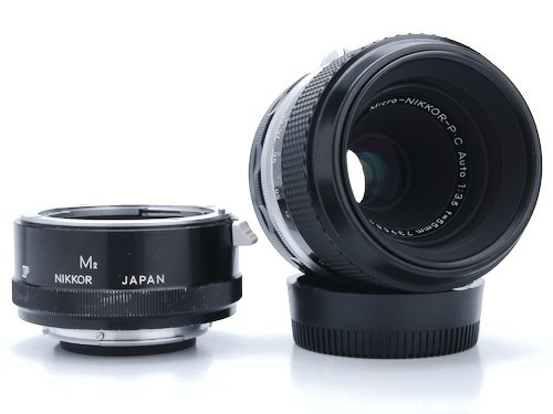 Micro Nikkor PC 55mm f/3.5 Review