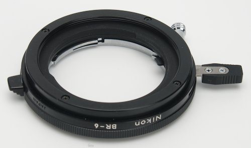 Nikon BR-6 for lenses with cpu contacts