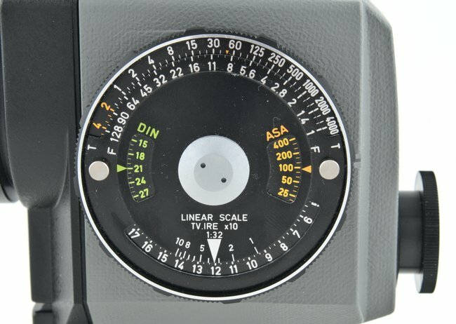 Pentax Spotmeter V Manual Exposure Calculation Wheel