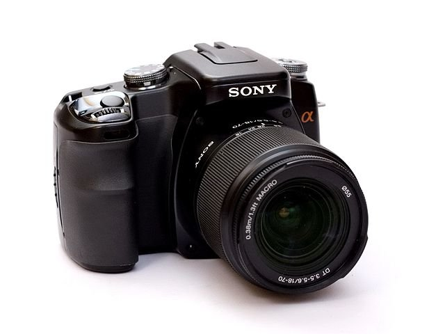 Sony Camera Under $100 from years ago.