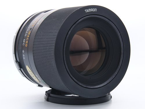 Tamron 90mm f/2.5 Macro Lens Review