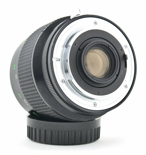 Vivitar 55mm f/2.8 Macro Lens Mounts