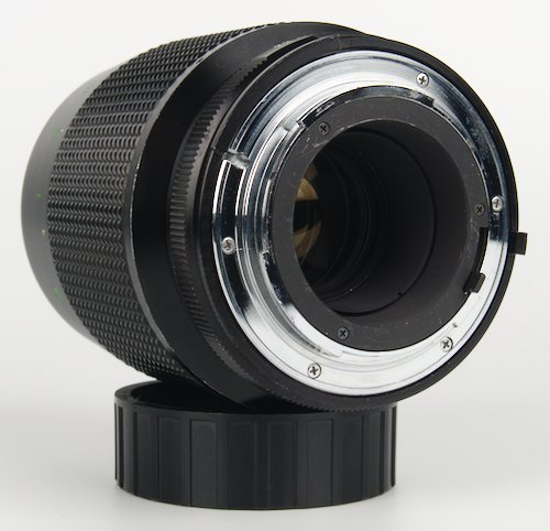 Rear Element Lens Mount