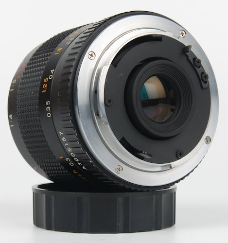Macro Lens Rear Element and Yashica C/Y Lens Mount