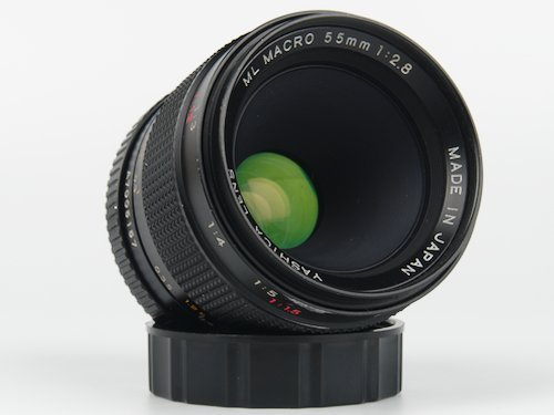 Yashica ML 55mm f/2.8 Macro Lens Review