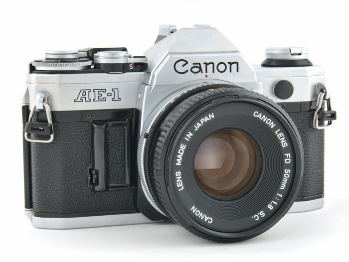 Canon AE-1 Review
