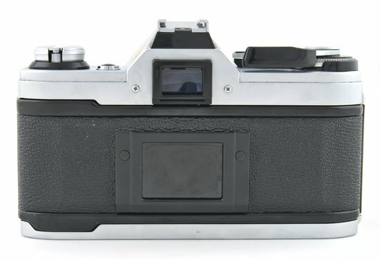 Canon AE-1 Viewfinder