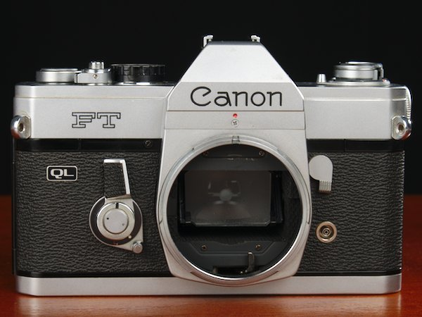 Canon FT QL Camera Review