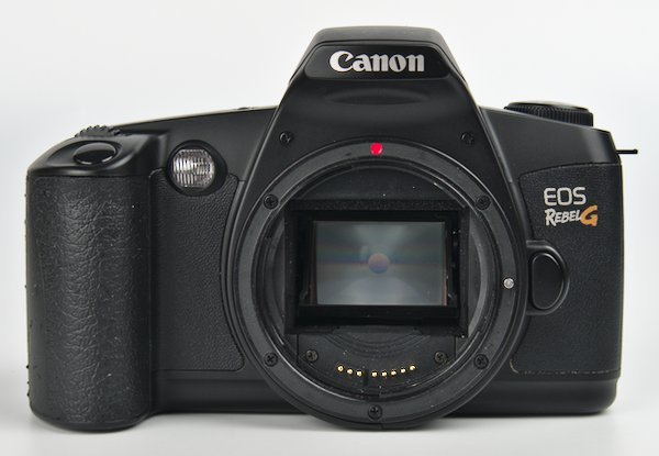Canon EOS EF Lens Mount and Lens Compatibility