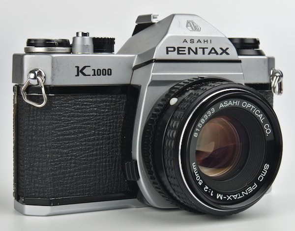Pentax K1000 Camera Lenses for the K Lens Mount