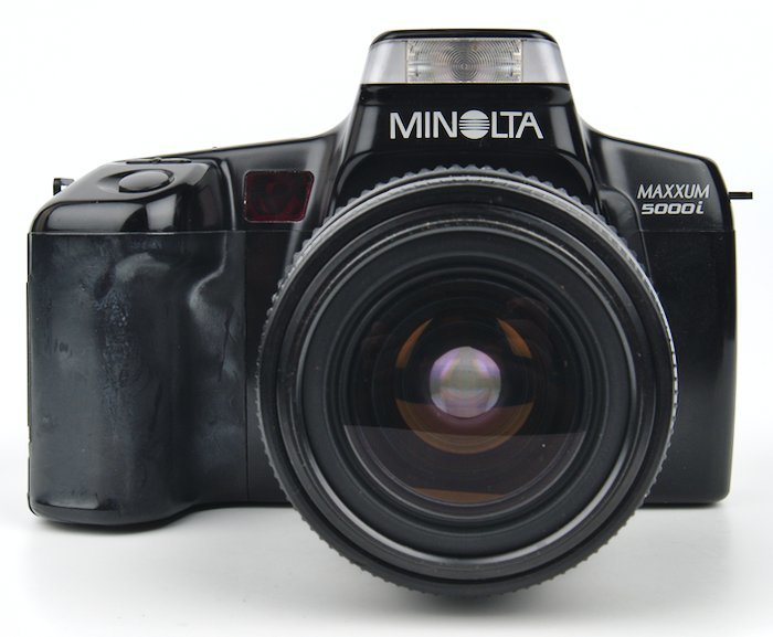 Front with lens of 5000i