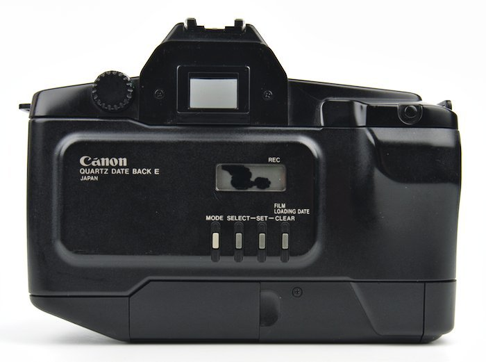 Data Back and Viewfinder