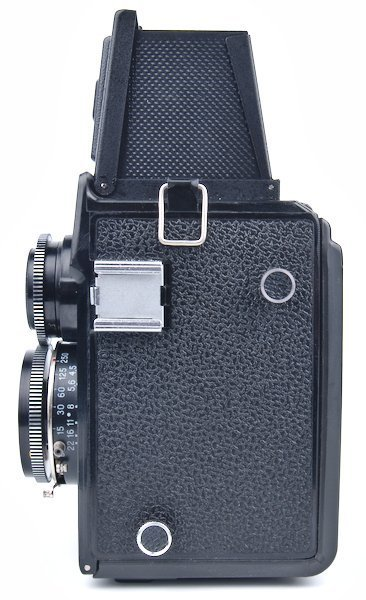 Lubitel Flash Bracket