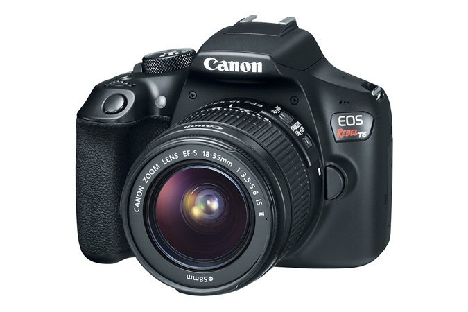 Featured Image for Best Canon Rebel T6 Camera Lenses