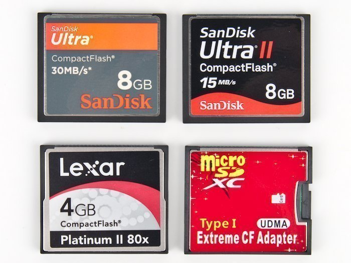 Best Canon 7d Memory Cards Outside The Shot