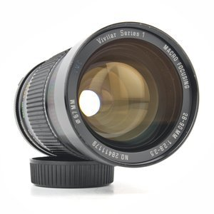 Vivitar Series 1 28-90mm f/2.8-3.5 Zoom Lens