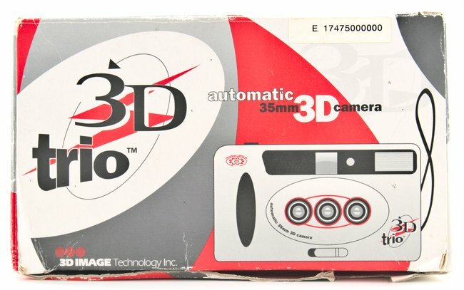 ImageTech Trio 3D Camera Box