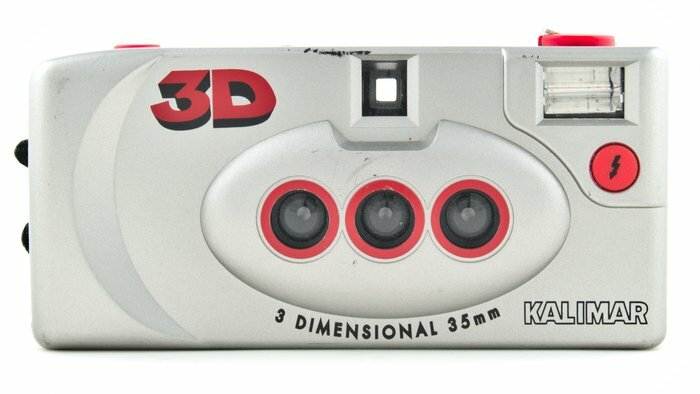 Kalimar 3-Dimensional 35mm Camera