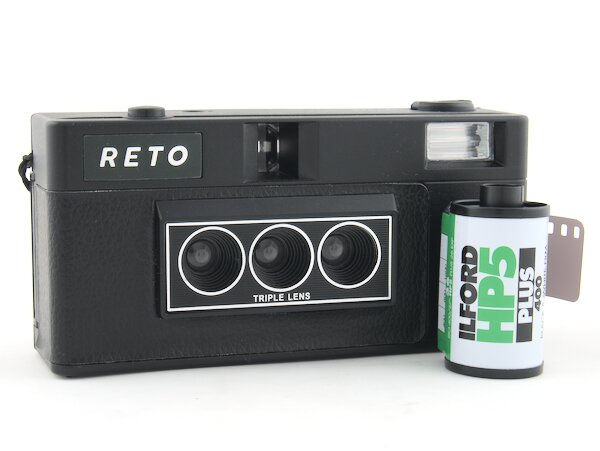 How to Load Film Reto 3D